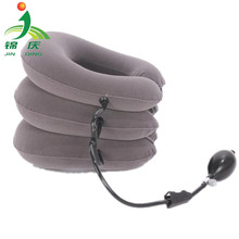 Inflatable Neck Cervical Traction Device for Headache Head Back Shoulder Neck Pain