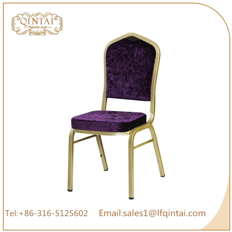Beau Hot Selling Banquet Chair/ Chair Glides For Metal Chairs