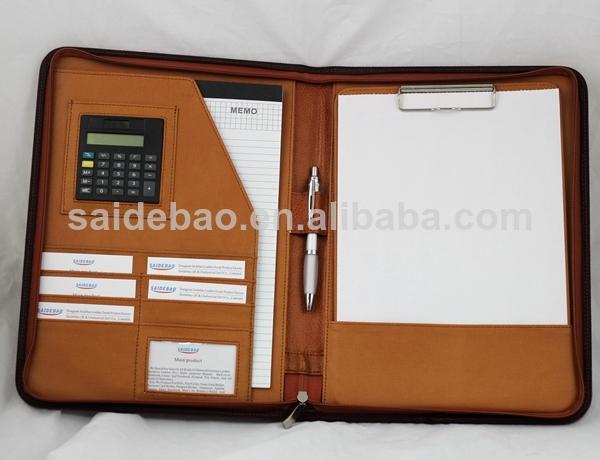 2016 calendar customized agenda plannera4 leather