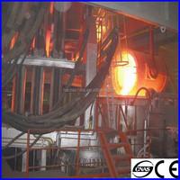 30tons Eaf/ Electric Arc Furnace For Melting Steel Scraps/electric ...