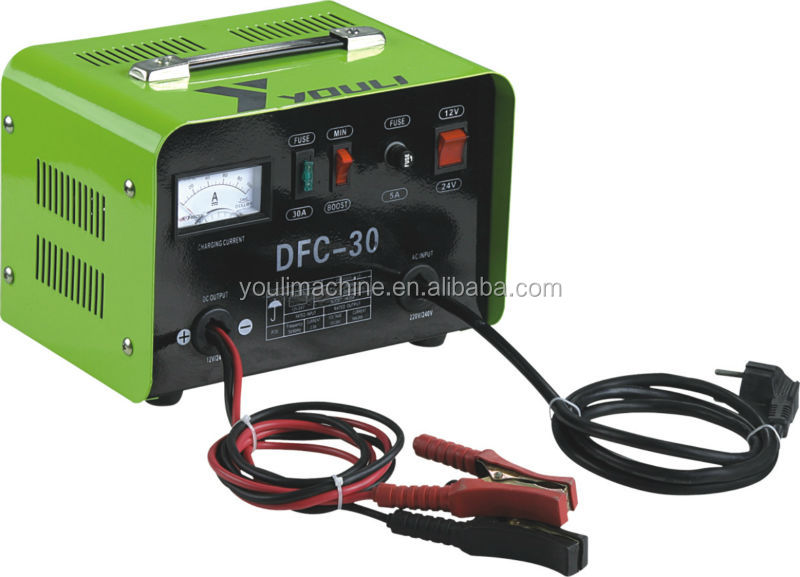 battery charger for storage