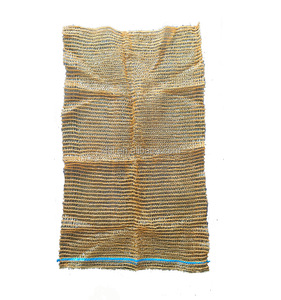 100% high quality vegetables pp mesh woven bag for packaging