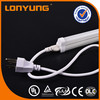 UL ETL DLC Integrated tube T5 0.6M 1.2M 24V 12v led light 145cm t5 led tube