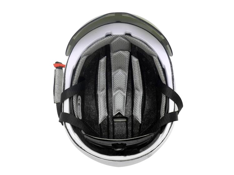 New Multi-functional Cycle Helmet TT Helmet with magnetic eye shield 9