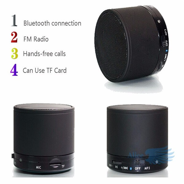 made in china Newest Stereo Subwoofer Wireless Speaker
