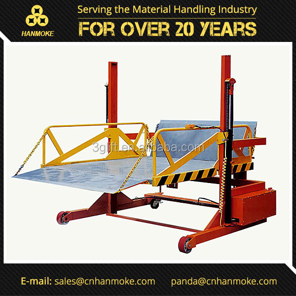 Truck container loading unloading equipment for sale