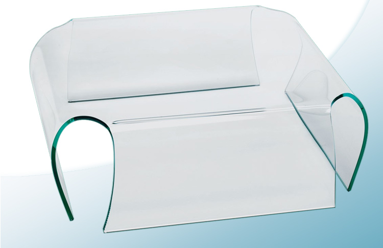4mm Clear Bending Glass with CE &amp ISO9001