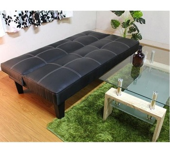 Synthetic Leather Sofa Bed,natuzzi Sofa Harga Images,black Sofa Bed