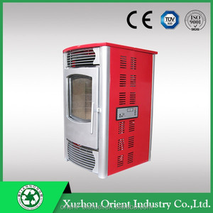 High quality wood pellet burning stove industrial wood stove
