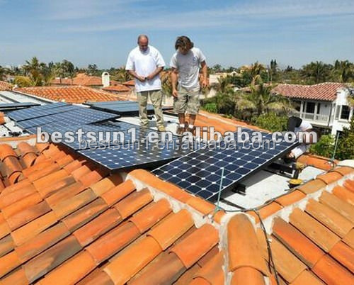 solar systems for energy 2000w