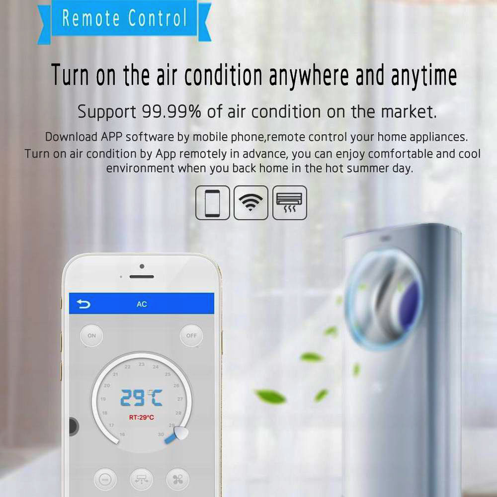 IR repeater remote control ir repeater control TV/AC/DVD for smart home  automation, View smart home, LANBON Product Details from Shenzhen Lanbon