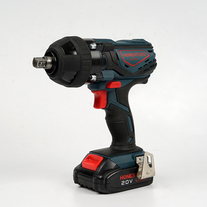 High Torque28 Volt 2 x 2Ah Lithium Battery and Battery Charger cordless electric impact wrench