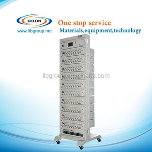 lithium ion battery testing machine for mobile phone battery packing testing line