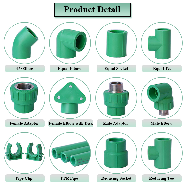 Plumbing Fittings Names And Pictures Pdf Of Ppr Pipes And Fittings - Buy  Plumbing Fittings Names And Pictures Pdf,Ppr Pipes And Fittings Price