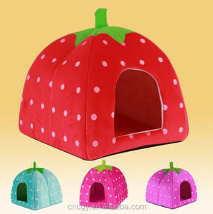hot sale Strawberry kennel pet nest kennel