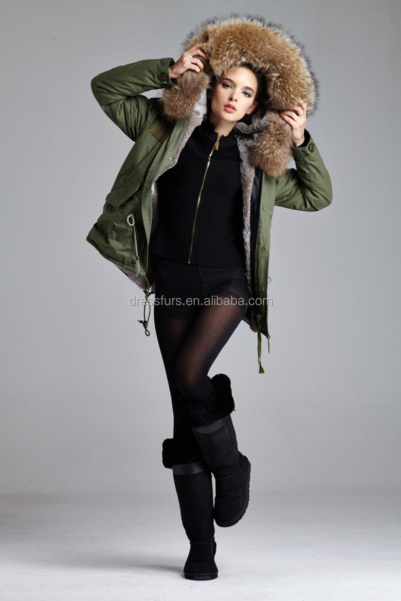 women Sexy fur coats