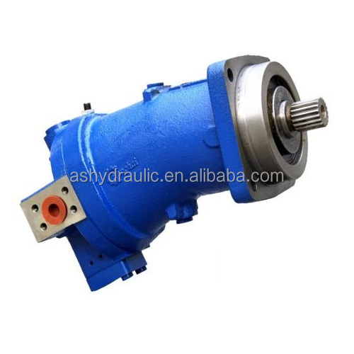 Rexroth A6V of A6V28,A6V55,A6V80,A6V107,A6V140,A6V160,A6V225,A6V500 hydraulic piston motor