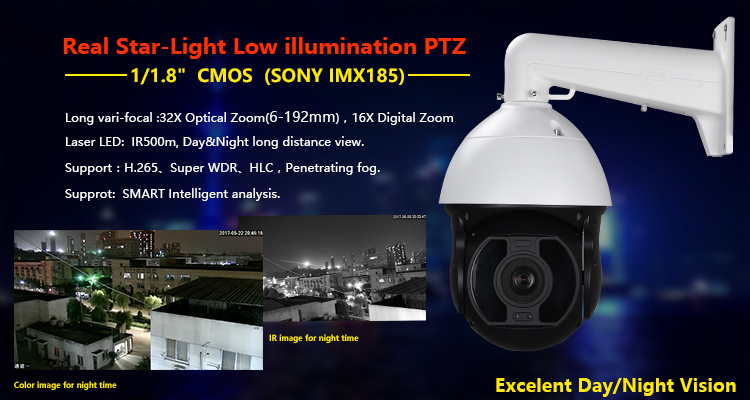cctv 8 inch network onvif ip 1080p ptz camera high speed dome 32x optical zoom ir 500m 1  2 u0026quot  cmos
