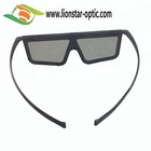 China Factory Cheaper 3D Glasses Cinema 3D Glasses Linear/Circular Polarized Glasses