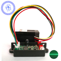 532nm 100mW 3V Dot Green Laser Module for Industry Laser Equipment