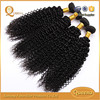 Golden Perfect Raw Malaysian Hair Romantic Angel Hair Extension Jerry Curly Human Hair For Braiding