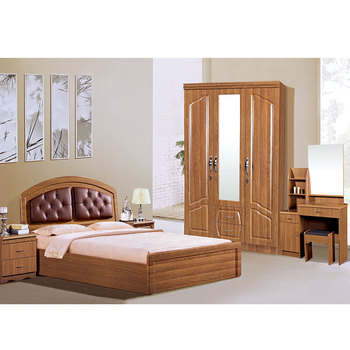 Melamine Furniture Luxury Bedroom Set Malaysia Price