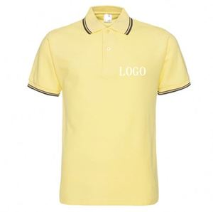 New Design Pre Shrunk Promotional Gift 100% Cotton Polo Shirt Bangladesh