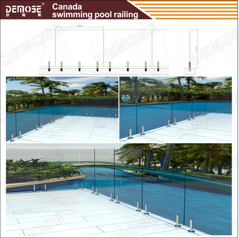 Glass swimming fence price buy glass swimming fence price swimming pool safety fence plastic for Swimming pool safety fence prices