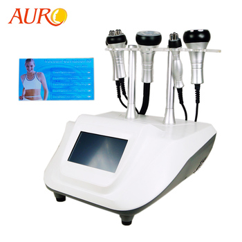 AU-60 AURO Latest Products in Market Wrinkle Remover Feature Cavitation RF Machine