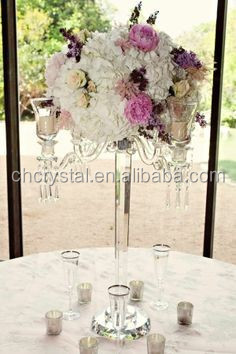 altos jarrones de cristal wedding centros de mesa mhtz buy product on alibabacom