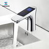 Intelligent thermostat faucets electronic basin taps mixer