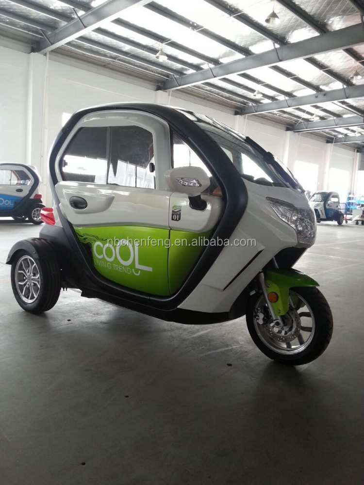 1000w 3 wheeler electric scooter