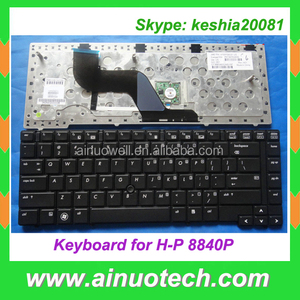 Brand new original keyboard for hp 8840p 6930p Keyboards Wholesale Price US UK PL IT PO AR LA SP
