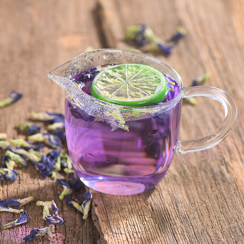 China Wholesale Herbal Butterfly Pea Flowering Tea - 4uTea | 4uTea.com