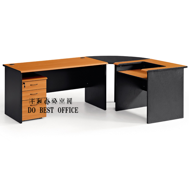Luxury Executive Office Desk, Stainless Steel Computer Desk, Steel Office  Desk