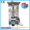 Automatic liquid pure water pouch sachet packing filling machine