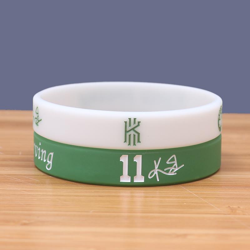 Kyrie Irving silicone wrist band bracelet wristbands silicone bracelet