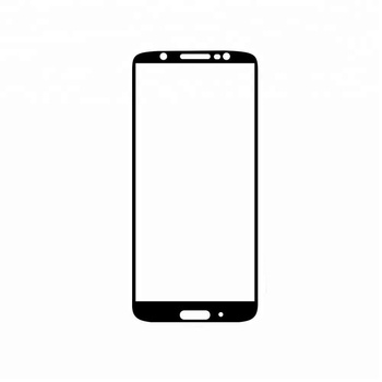 for Moto G6 Plus Glass Screen Protector Full Coverage,for Moto G6 Tempered Glass Screen Protector