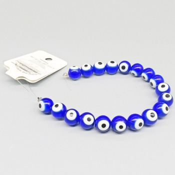 Wholesale 10mm Round Lampwork Art Glass Turkish Lucky Charms String Loose Evil  Eyes Beads - Buy 10mm Evil Eye Beads ad48aa7bcc9b