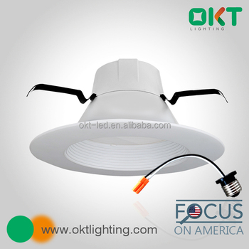 Bill Easy Install 6'' Recessed Can Light,16w Led Downlight