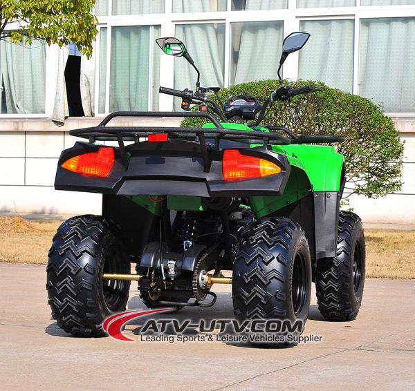 Eec Water Cooled Automatic China Atv 250cc 250cc Quad Atv