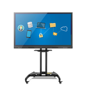 Professional touch screen smart tv 55 inch interactive whiteboard