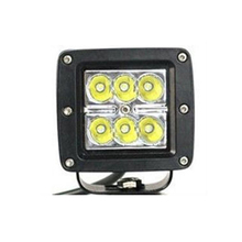 PA 12 V 10-30 V DC 16 w 18 W led impermeable led <span class=keywords><strong>luz</strong></span> <span class=keywords><strong>de</strong></span> <span class=keywords><strong>trabajo</strong></span>