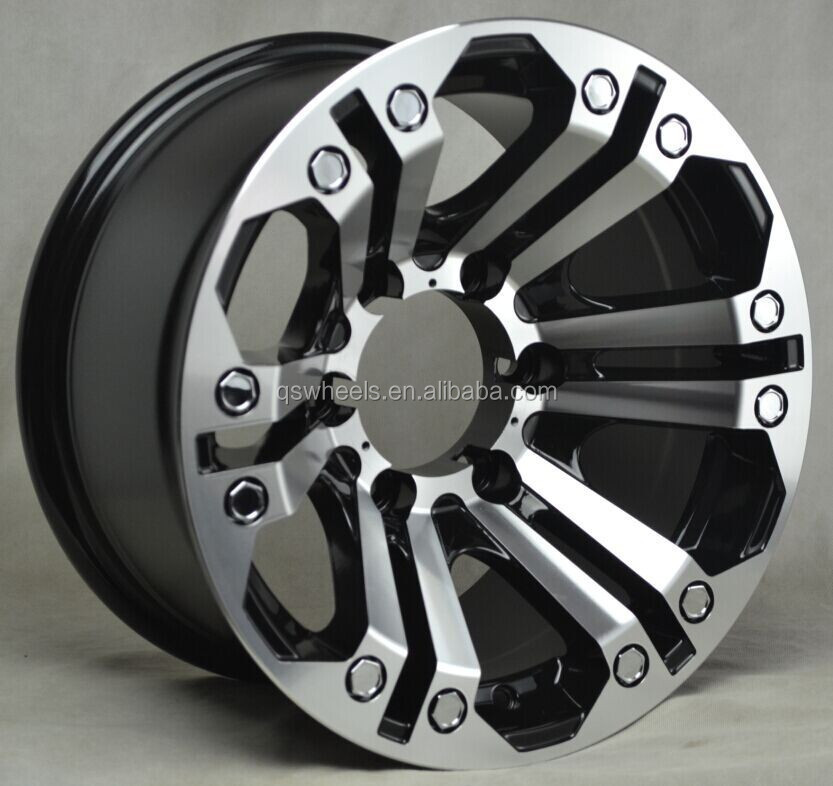 4x4 15 roues roues pouces offroad 6x139 7 4x4 offroad suv jantes de roue roues automobiles id. Black Bedroom Furniture Sets. Home Design Ideas