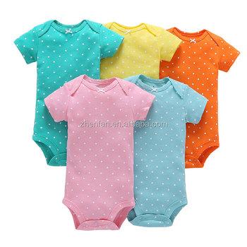 0dd330208f62 amazing price e055f b0e66 dot pattern printed 5 pack short sleeve ...
