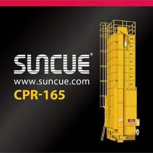 SUNCUE Grain Dryer CPR-Series for Pulse and Chickpeas