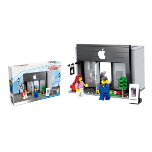 3D Street Store Intelligence Building Blocks Toys