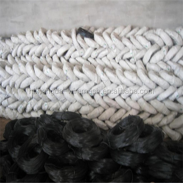 Strong Thin Black Wire / Black Iron Wire For Binding - Buy Black ...