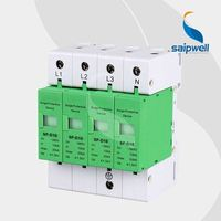 CE RoHS approved Saip/Saipwell electric power surge protector