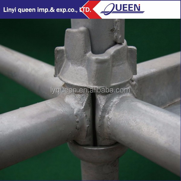 Linyi Manufactured Heavy Duty Bridge Scaffold (Cuplock Scaffolding)
